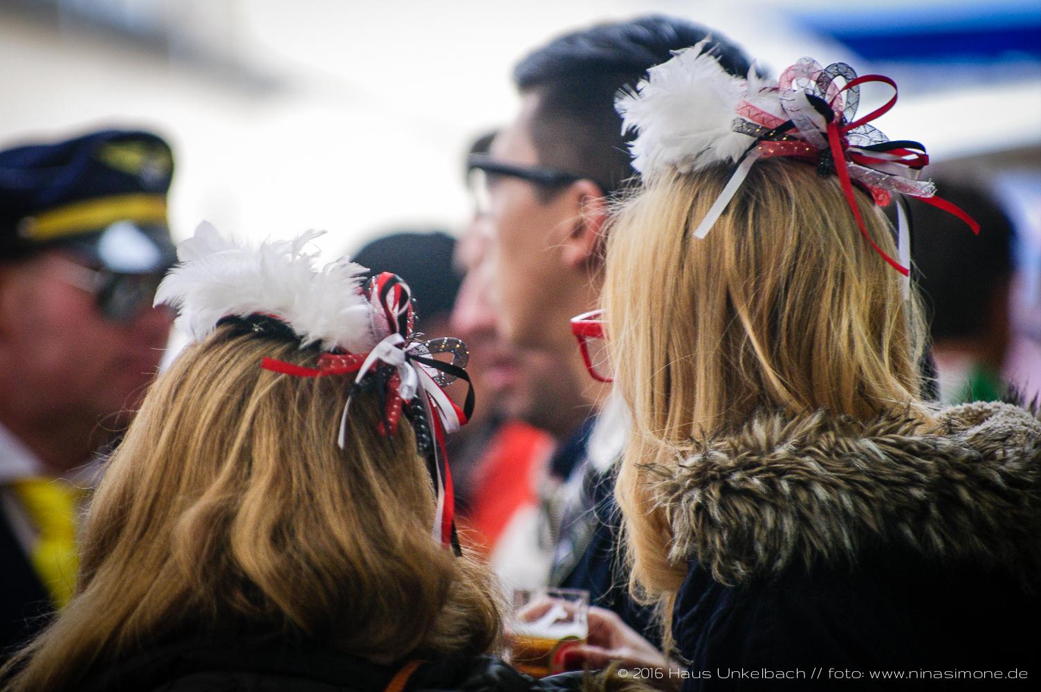 Karneval im Haus Unkelbach