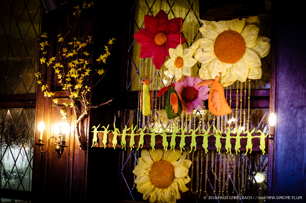 Ostern 2018 im Haus Unkelbach - Foto: Nina Simone Plum