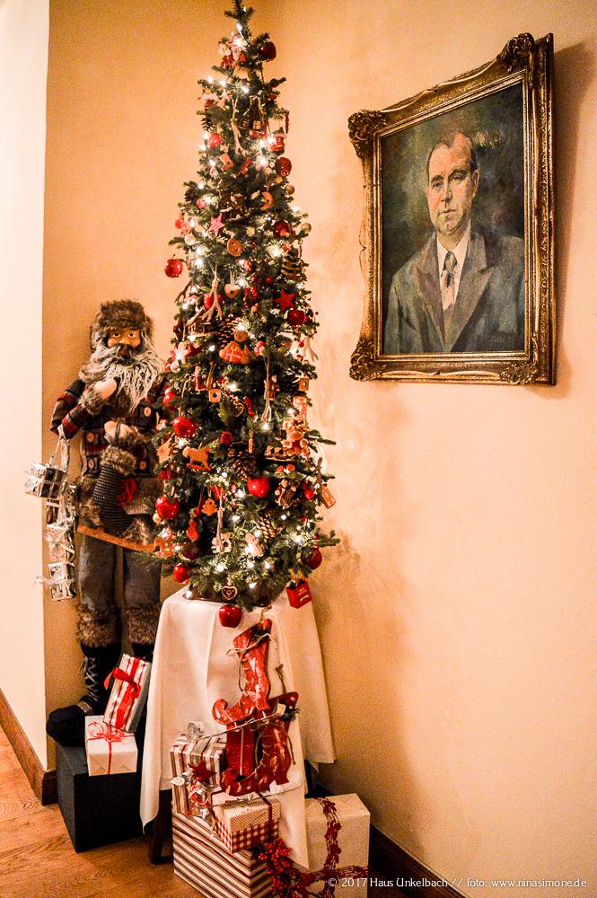 Haus Unkelbach xmas 2017 - Foto: NINA SIMONE PLUM